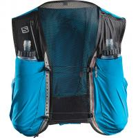 Salomon S-Lab Sense Ultra 8 Set  Rucksack Transcend-Blue