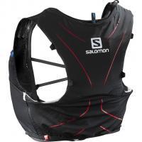 Salomon ADV Skin 5  Rucksack Black-Matador