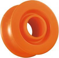 Petzl Ultralegere  Seilrolle Orange