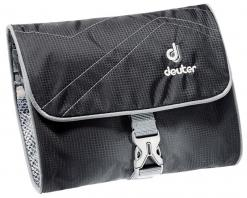 Deuter Wash Bag I  Kulturbeutel Black/Titan