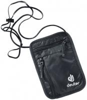 Deuter Security Wallet I   Brustbeutel Black