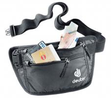 Deuter Security I Money Belt  Geldgürtel Black