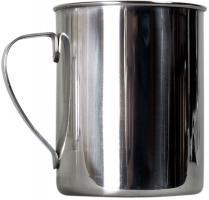 Relags Edelstahlbecher Poliert 0,3L  Tasse