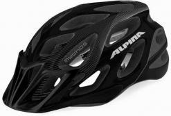 Alpina Mythos L.E.   Bikehelm Black/White