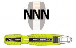 Fischer NNN XC R3 Schraub Junior Classic   Langlaufbindung Kinder