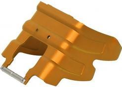 Dynafit 130mm (max. Skitaille 128mm)  Harscheisen  Gold