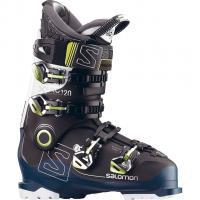 Salomon X Pro 120  Skischuh Black/Petrol Blue Herren