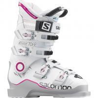 Salomon X Max 70 W  Skischuh Grey/White/Pink Damen
