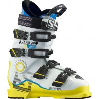 X Max LC 80   Skischuh Yellow/White Kinder