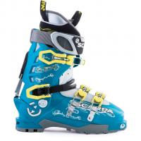 Scarpa Gea  Ski Touring Boots Blue/Limelight Women