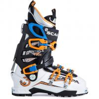 Scarpa Maestrale RS  Ski Touring Boots White/Orange Men