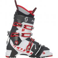 Scott Voodoo 75mm  Telemark Boots White/Black Men