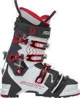 Scott Voodoo NTN Norm      Telemark Boots Weiß/Schwarz/Rot
