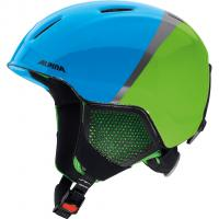 Alpina Carat LX  Helm Green / Blue / Grey Kinder