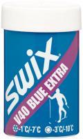 Swix V40 Extra Hartes  Steigwachs Blue