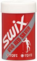 Swix V 60 Nordic Hart  Steigwachs Rot/Silber