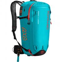 Ortovox Ascent 28 S Avabag (without Cartridge)   Avalanche Backpack Aqua Women