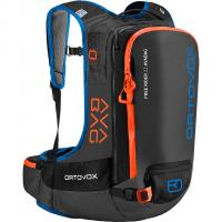 Ortovox Free Rider 22 Avabag (without Cartridge)  Avalanche Backpack Black / Anthracite