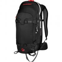 Mammut Pro Protection Removable Airbag 3.0 35 L (without Cartridge)  Avalanche Backpack Black