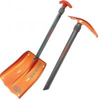 BCA Shaxe Speed Shovel   Lawinenschaufel Orange/Schwarz