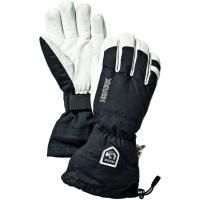 Hestra Army Leather Heli Ski  Fingerhandschuh Black