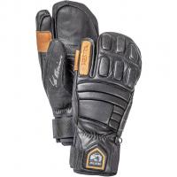 Hestra Morrison Pro Model 3-Finger  Mitten Black
