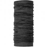 Buff Wool   Neckwarmer  Grey