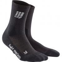 CEP Outdoor Light Merino Mid Cut  Socken Lava Stone Herren