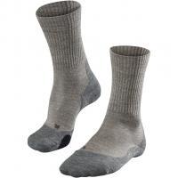 Falke TK2 Wool  Socken Kitt/Mouline Damen