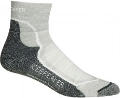 Icebreaker Hike + Like  Socken Heather-White-Oil Damen