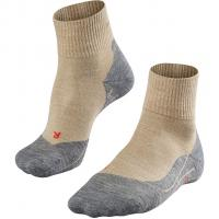 Falke TK 5 Short   Socken Nature Melange  Damen