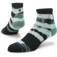 Momentum Quarter Run   Socken Mint Herren