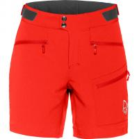 Norrøna Falketind Flex™1  Shorts Crimson Kick Damen