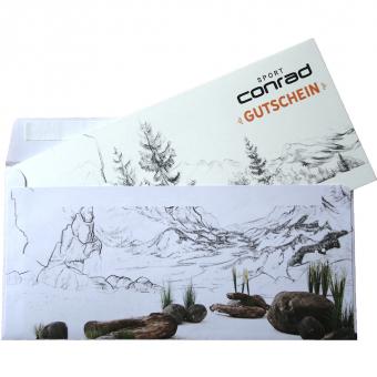 Sport Conrad 50 Euro   Voucher