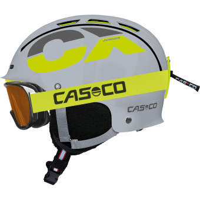 Casco CX-3 Junior  Helm Grau / Neon Kinder