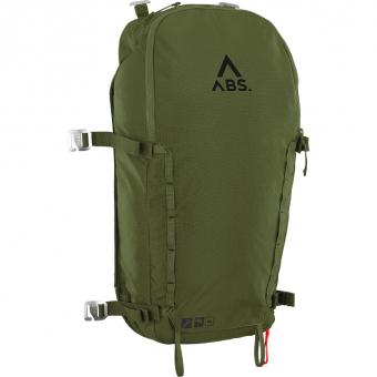 ABS S-Light Compact 30l  Zip On Rock Grey