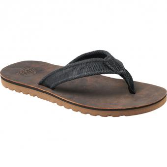 Reef Voyage TX  Sandale Black/Brown Herren