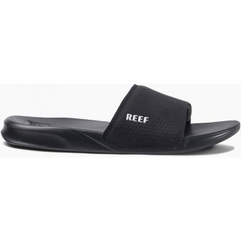 Reef One Slide   Sandale Black Herren