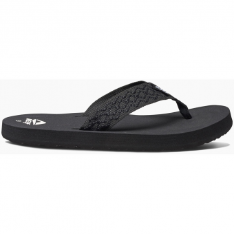 Reef Smoothy  Sandals Black Men