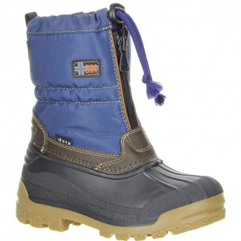 on sale 35de1 9e307 Vista Winterstiefel Winterschuh Blau Kinder