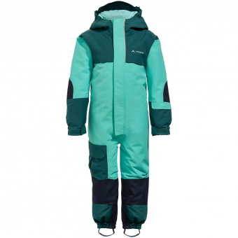 Vaude Snow Cup  Overall Peacock Kinder