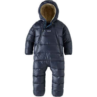 Patagonia Infant Hi-Loft Down Sweater Bunting  Overall Neo Navy Kinder