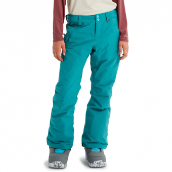 Burton Sweetart  Snowboardhose Green Blue / Slate Kinder