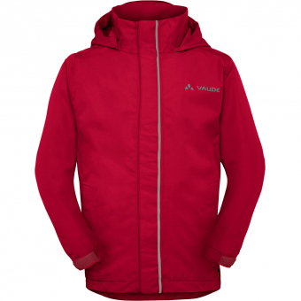 Vaude Escape Light II  Regenjacke Indian Red Kinder