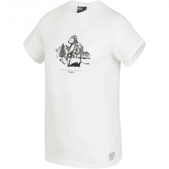 Picture Reedy Dad & Son  T-Shirt White Kinder