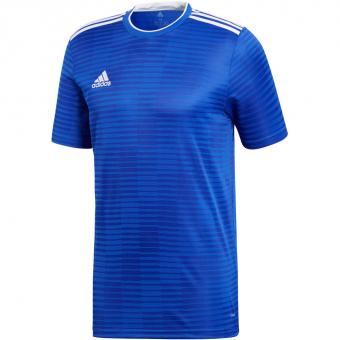 Adidas Condivo 18 Trikot  T-Shirt Bold Blue Kinder
