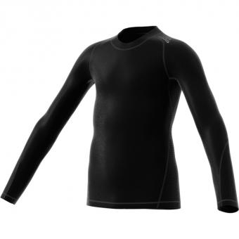 Adidas Alphaskin Sport  Langarmshirt Black Kinder