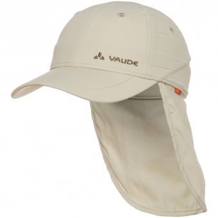 Vaude Sahara III  Cap Offwhite Kinder