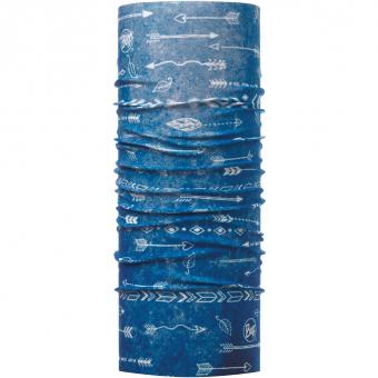 Buff UV Protection  Neckwarmer Blue Kids