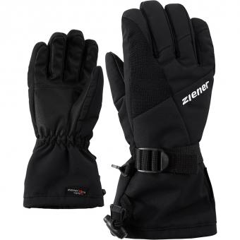 Ziener Lani GTX®  Fingerhandschuh Black Kinder